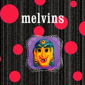 Melvins - The Anti-Vermin Seed cover art