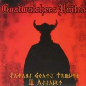 Nocturnal Graves - Goatwatchers United - Satans Goats Tribute II. Assault cover art