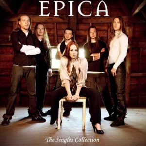 Epica - The Singles Collection cover art