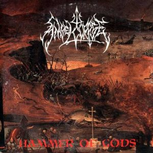 Angelcorpse - Hammer of Gods cover art
