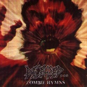Deceased - Zombie Hymns cover art