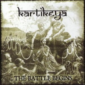 Kartikeya - The Battle Begins cover art