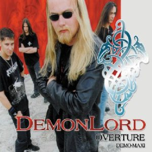 Demonlord - Overture cover art