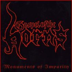 Gospel of the Horns - Monuments of Impurity cover art