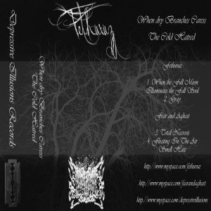 Fethuruz - When dry branches caress the cold hatred cover art