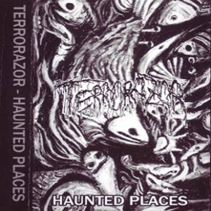 Terrorazor - Haunted Places cover art