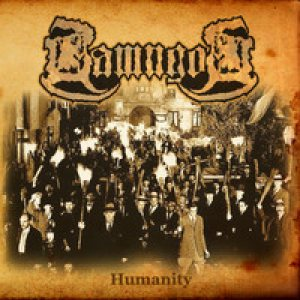 Damngod - Humanity: the Legacy of Violence and Evil cover art