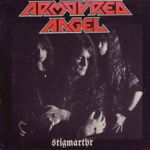 Armored Angel - Stigmartyr cover art
