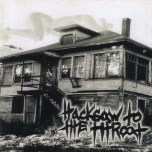 Hacksaw To The Throat - Tear My Eyes Out... cover art