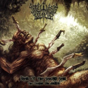 Stillness Blade - Break of the Second Seal - the Eternal Damnation cover art