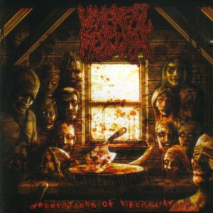 Venereal Messiah - Decorations of Decapitation cover art