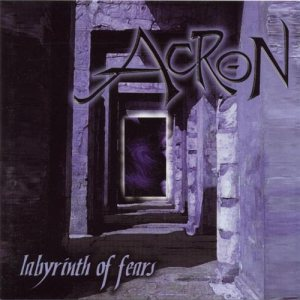 Acron - Labyrinth of Fears cover art