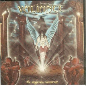 Valiance - The Unglorious Conspiracy cover art
