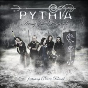 Pythia - Army of the Damned cover art
