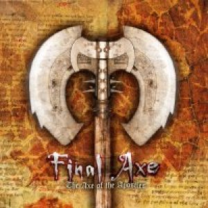 Final Axe - The Axe of the Apostles cover art