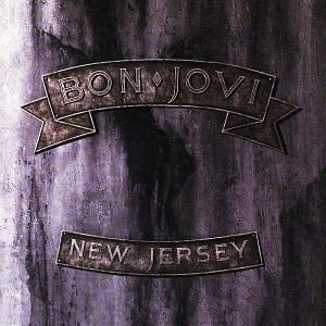 Bon Jovi - New Jersey cover art