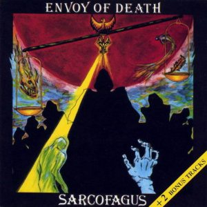 Sarcofagus - Envoy of Death cover art
