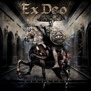 Ex Deo - Caligvla cover art
