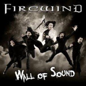 Firewind - Wall of Sound cover art