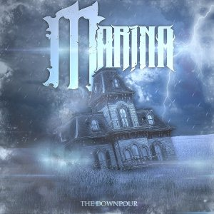 Marina - The Downpour cover art