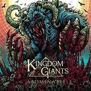 Kingdom Of Giants - Abominable cover art