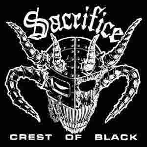 Sacrifice - Crest of Black cover art