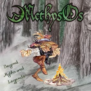 MethysOs - Beyond Myths and Legends cover art