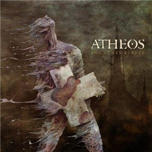 Atheos - The Human Burden cover art