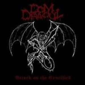 Dom Dracul - Attack on the Crucified cover art