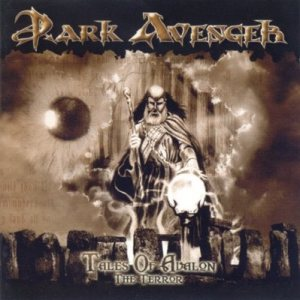 Dark Avenger - Tales of Avalon: the Terror cover art