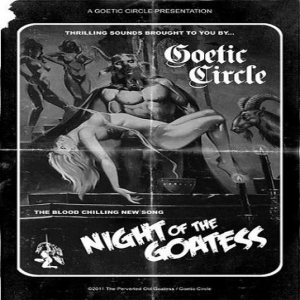 Goetic Circle - Night of the Goatess cover art