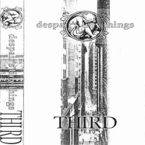 Despair's Tiny Things - Third cover art