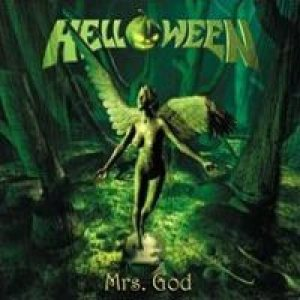Helloween - Mrs. God cover art