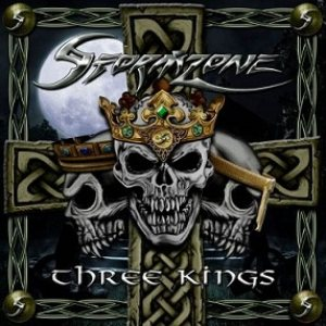 Stormzone - Three Kings cover art