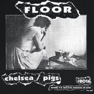 Floor - Spazz / Floor cover art