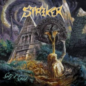 Striker - City of Gold cover art