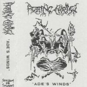 Rotting Christ - Ade's winds cover art