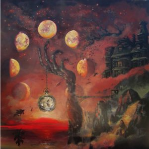Occultation - Silence in the Ancestral House cover art