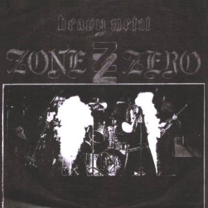 Zone Zero - Heavy Metal cover art