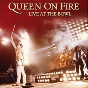 Queen - Queen on Fire - Live At the Bowl cover art