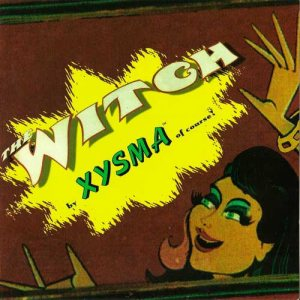 Xysma - The Witch cover art