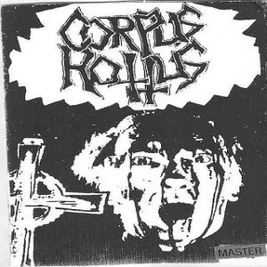 Corpus Rottus - Demo 1991 cover art