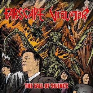 Violator - The Fall of Silence cover art