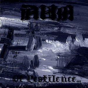 Aum - Of Pestilence cover art