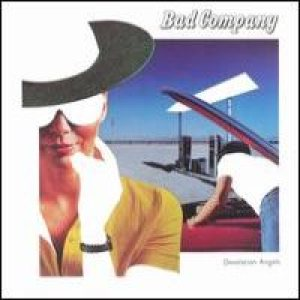 Bad Company - Desolation Angels cover art