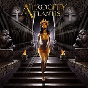 Atrocity - Atlantis cover art