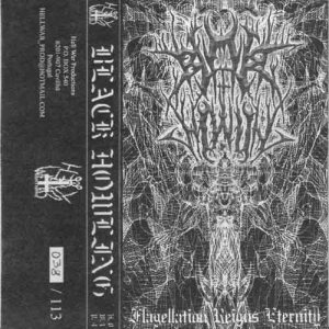 Black Howling - Flagellation Reigns Eternity cover art