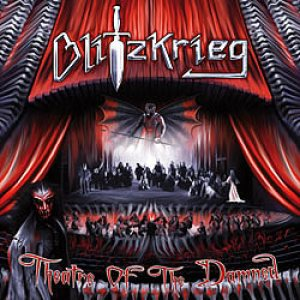 Blitzkrieg - Theatre of the Damned cover art