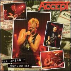 Accept - All Areas - Worldwide cover art