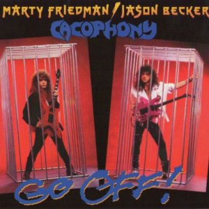 Cacophony - Go Off! cover art